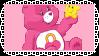 Secret Bear Stamp [Magenta] by Buniis