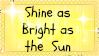 Shine Stamp by Buniis