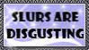 Slurs by Buniis