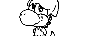 Miiverse Drawings: Squid Girl Outfit by ThatCuteDinosaur