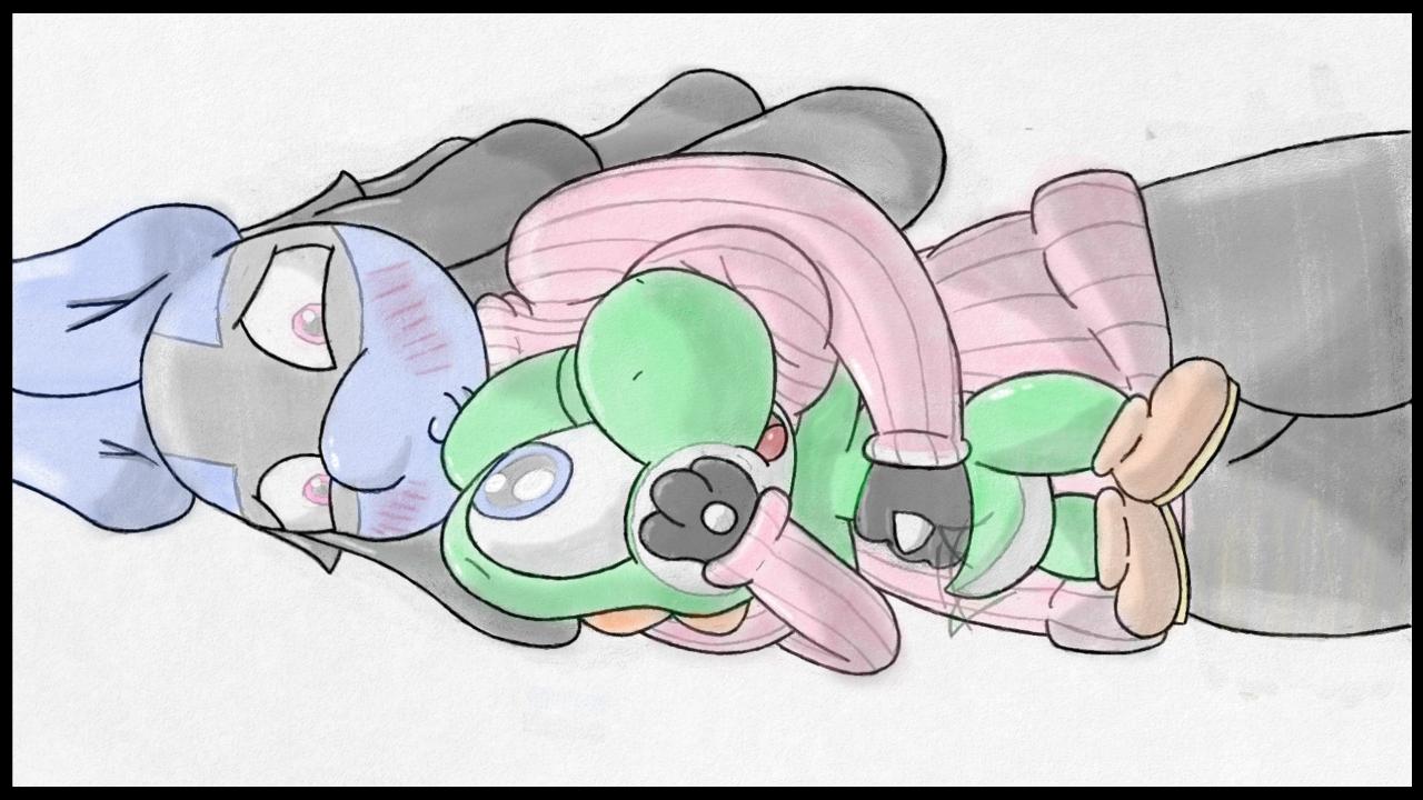 (Gift) Mama's Soft Side by ThatCuteDinosaur