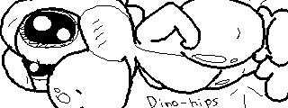 Triassic Thighs by ThatCuteDinosaur