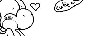 Cutie~ by ThatCuteDinosaur
