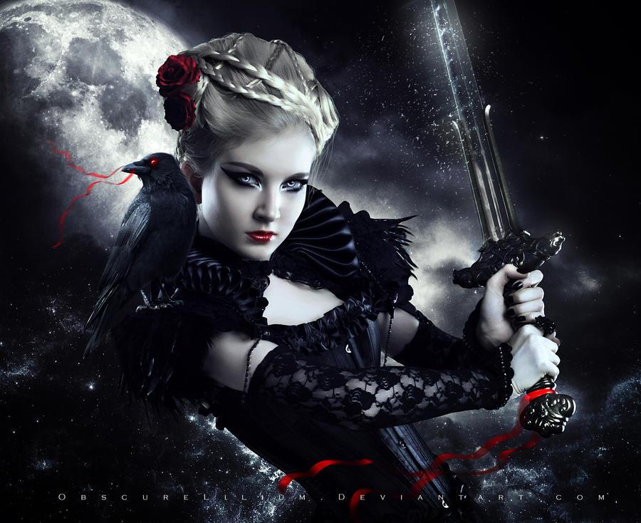 Midnight Warrior by ObscureLilium