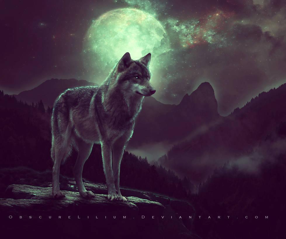 Moonrise by ObscureLilium