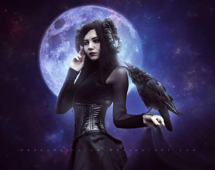 Lady of the Darkest Night