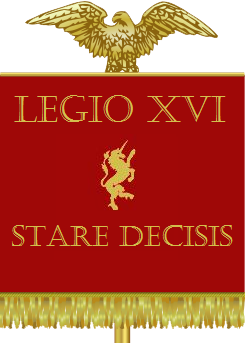 Legio XVI by Aro-Wan