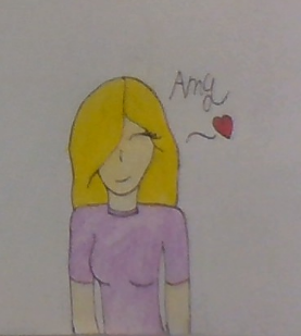 Amy by VioletBishop13