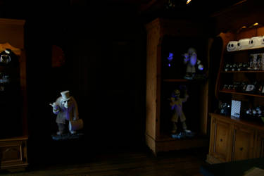 MK Haunted Mansion 35 by AreteStock