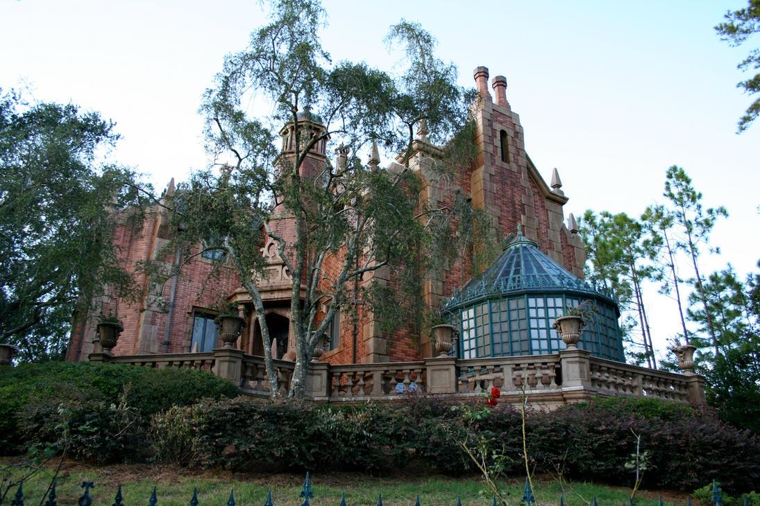 MK Haunted Mansion 44 by AreteStock