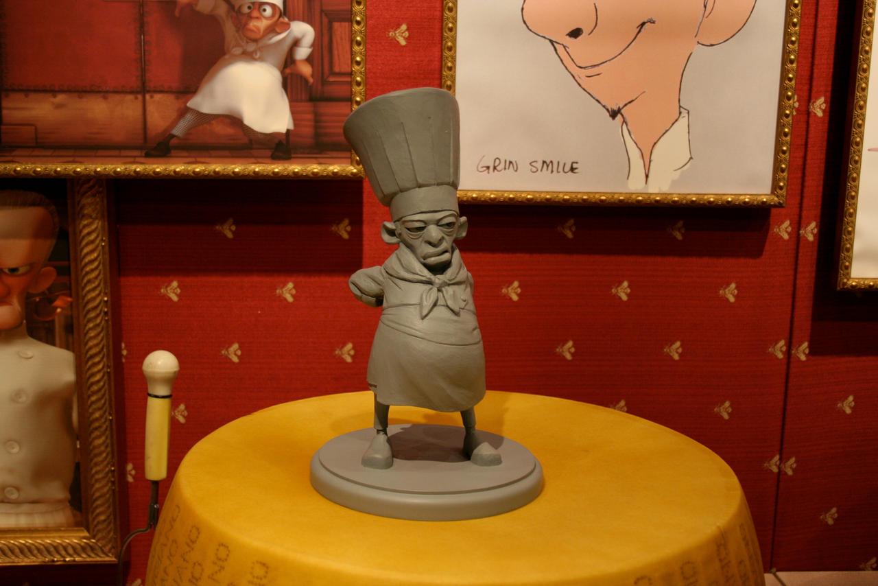 Ratatouille Characters 1 By Aretestock On Deviantart