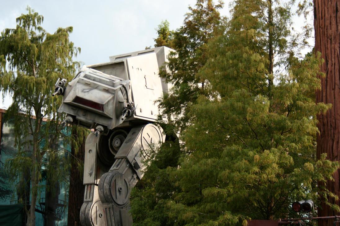 Studios Star Wars 7 by AreteStock