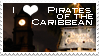 I Love PotC Stamp by AreteStock