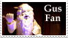 Hitchhiking Gus Stamp by AreteStock