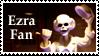 Hitchhiking Ezra Stamp by AreteStock