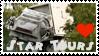 Star Tours Stamp