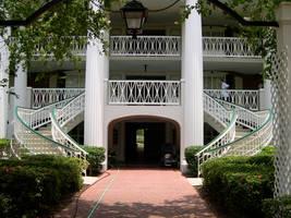 Riverside Magnolia Terrace 2 by AreteStock