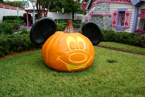 Magic Kingdom Halloween 4 by AreteStock