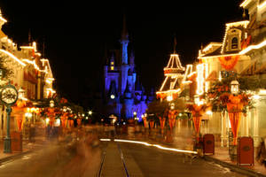 Magic Kingdom Halloween 27 by AreteStock