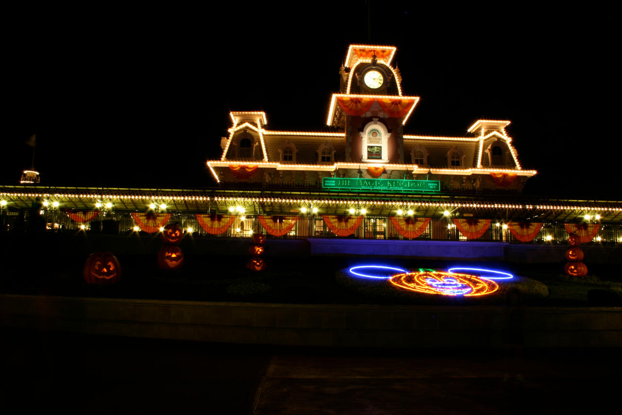 Magic Kingdom Halloween 37 by AreteStock