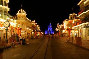 Magic Kingdom Halloween 43 by AreteStock