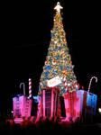 Epcot Christmas 12 by AreteStock