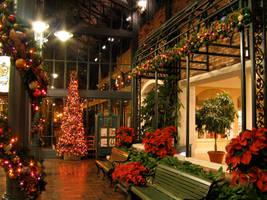 French Quarter Christmas 10 by AreteStock
