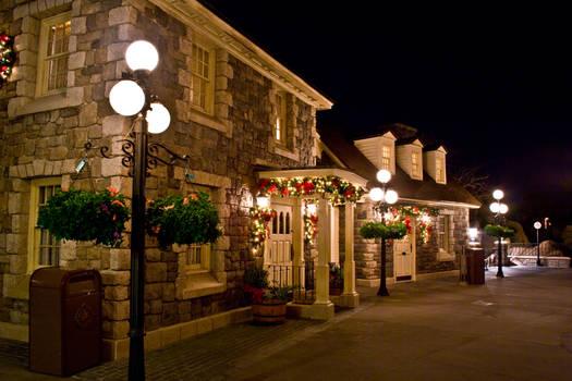 Epcot Canada Night 5