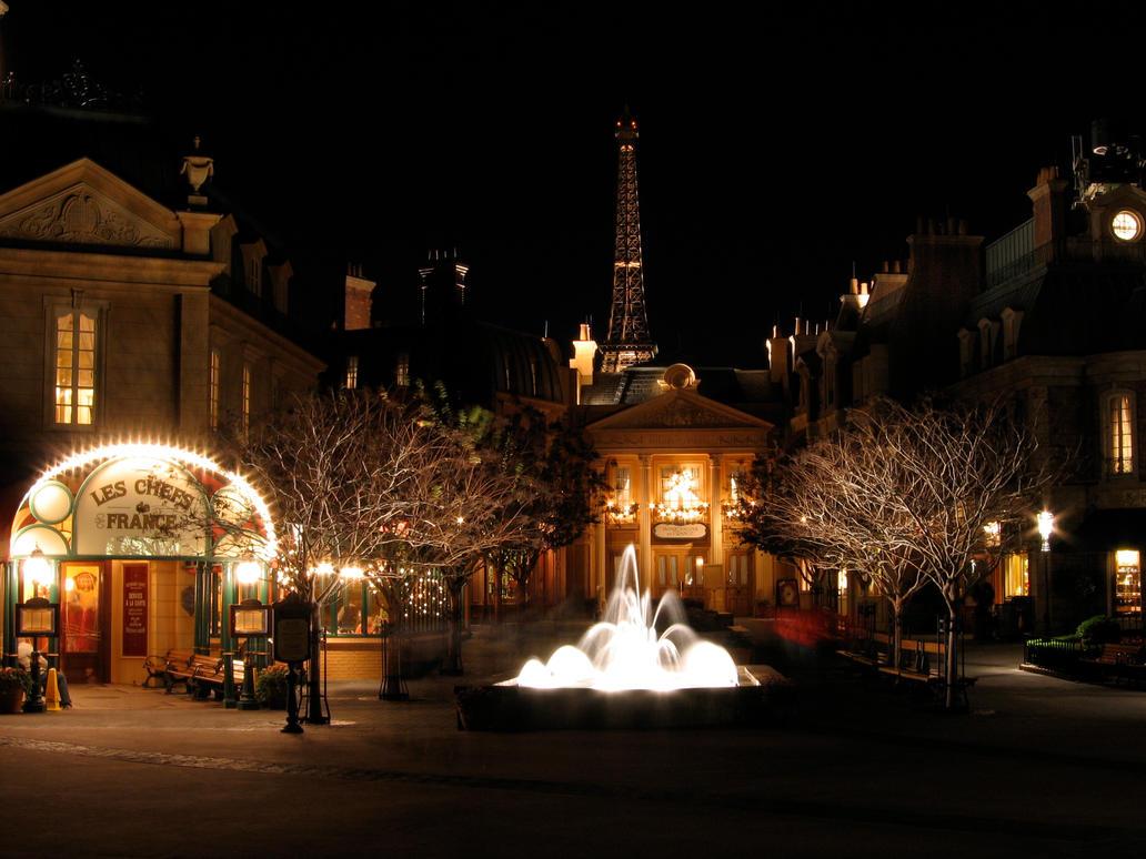 Ratatouille : L'Aventure Totalement Toquée de Rémy (2014) - Sujet d'avant-ouverture - Page 6 Epcot_France_Pavilion_8_by_Disney_Stock