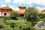 Epcot China Stock 4 by AreteStock