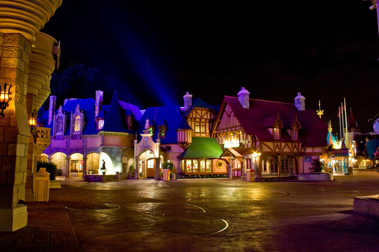 Restaurant Fantasyland Disneyland Paris