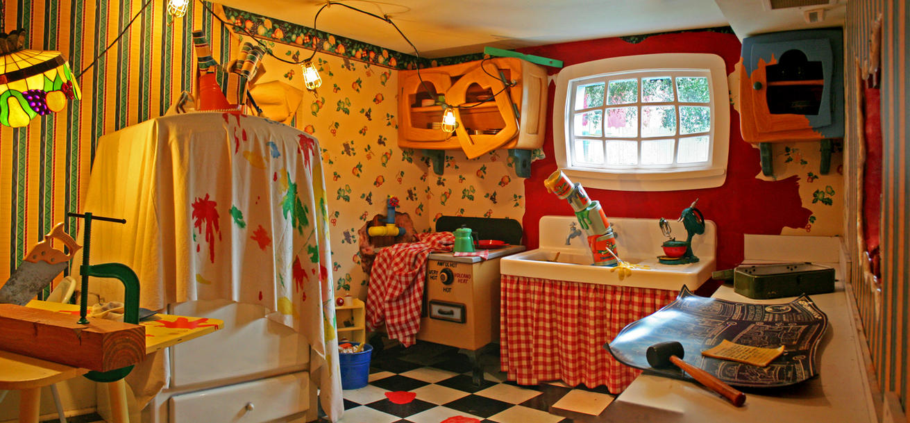 Mickey Kitchen Set