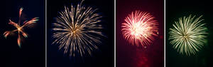 4th of July Fireworks Stock 18