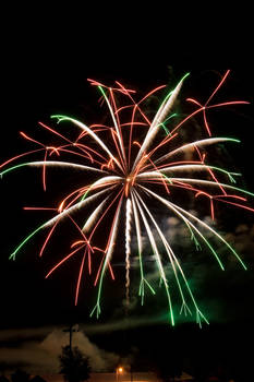 4th of July Fireworks Stock 26