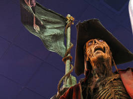 WDW Undead Pirates Stock 18 by AreteStock