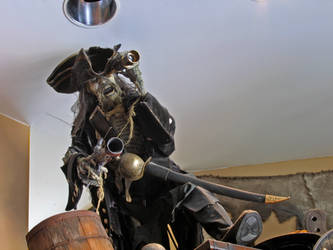 WDW Undead Pirates Stock 9 by AreteStock