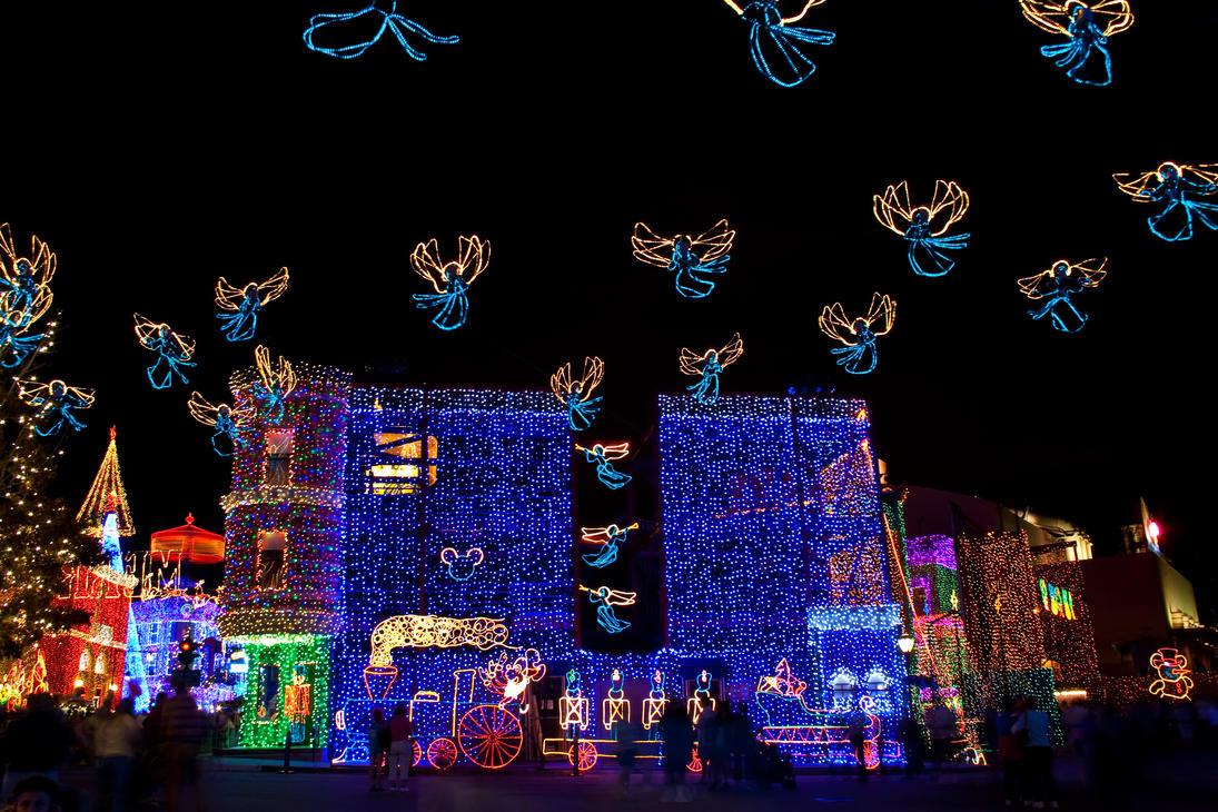 Studios Osborne Lights Stock 11 by AreteStock