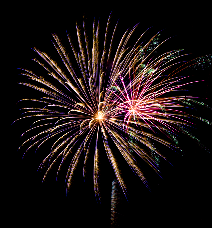 2012 Fireworks Stock 34 by AreteStock