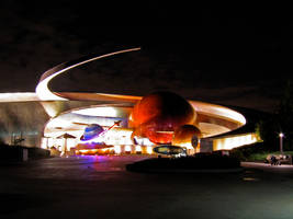 Epcot Mission Space Stock 01