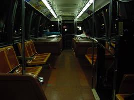 A Disney Bus by AreteStock