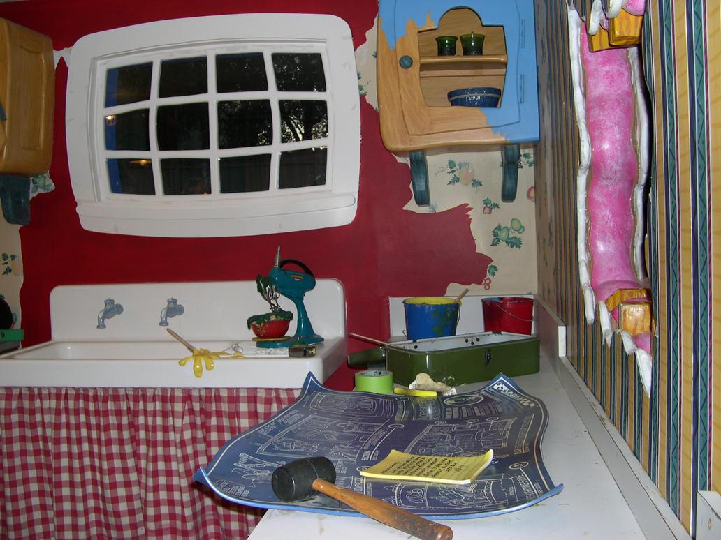 Mickey S Kitchen Sink