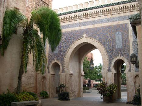 Epcot Morocco 12 by AreteStock