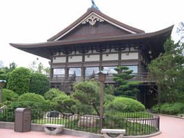 EPCOT Japan 6 by AreteStock