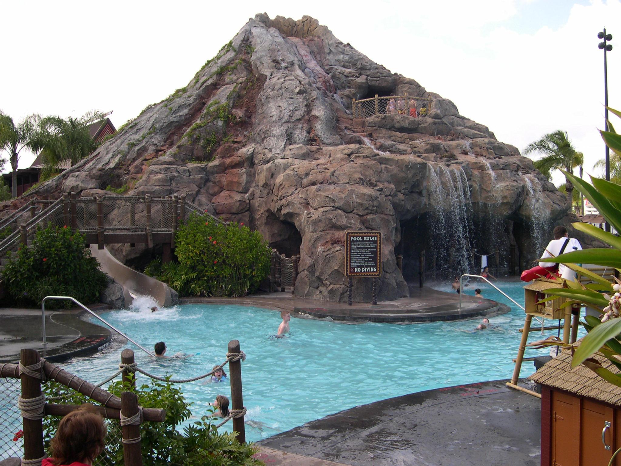 Disney Polynesian Resort Average Room Rates