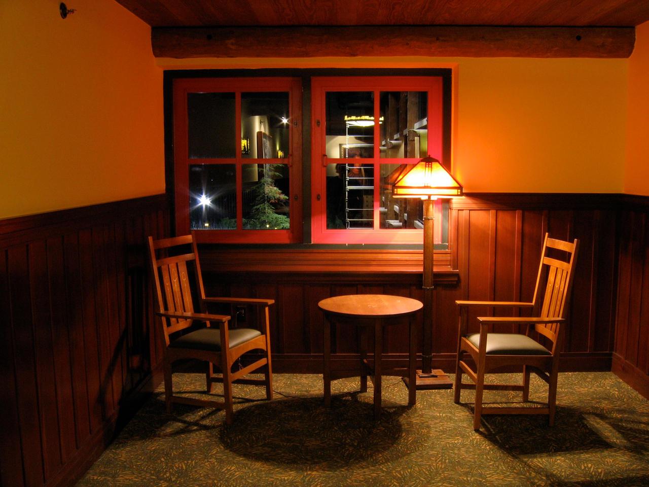 Wilderness Lodge Upstairs 1 by AreteStock