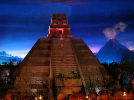 Epcot Mexico 29 by AreteStock