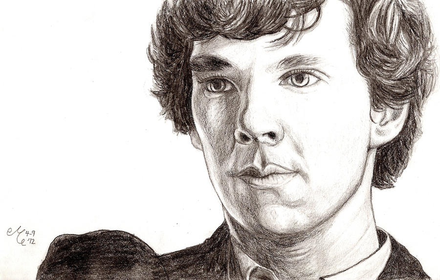 Sherlock by crystalcollecter
