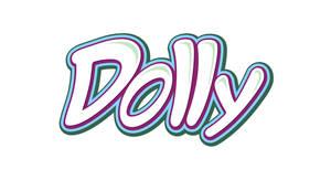 Dolly logotype by mashine