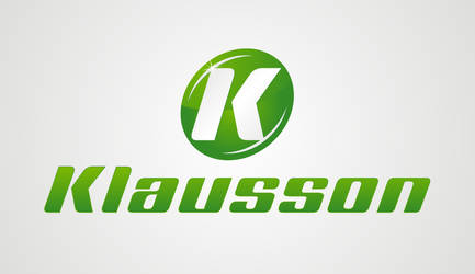 Klausson Logotype by mashine