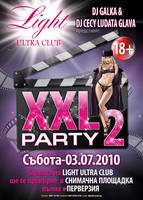 Light Ultra Club XXL Party II by mashine